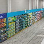Virtual reality concept store Danone
