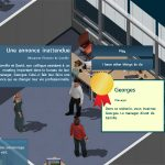 Serious game 3D Human resources Dassault Systemes