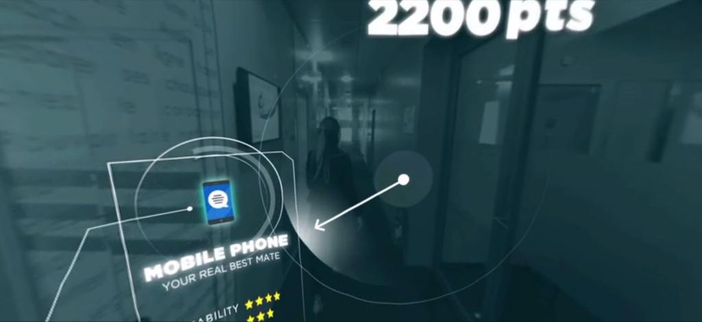 Mazars VR interactive movie
