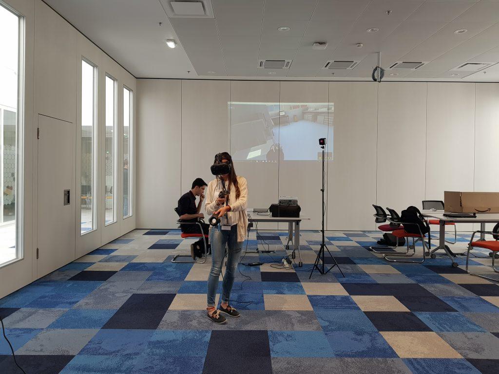 VR training Octarina Boehringer Ingelheim