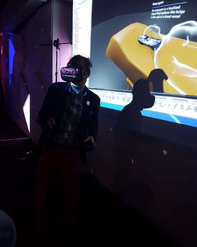 Octarina_VR_HTC_3D_Experience_Lab