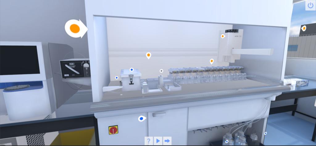 Formation réalité virtuelle pharmacie