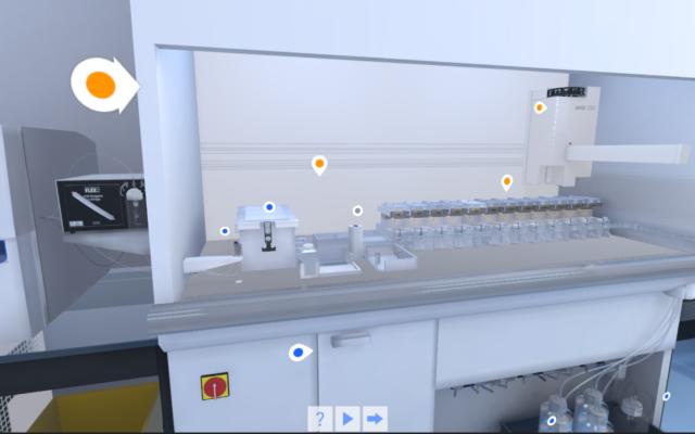 formation réalité virtuelle médicale