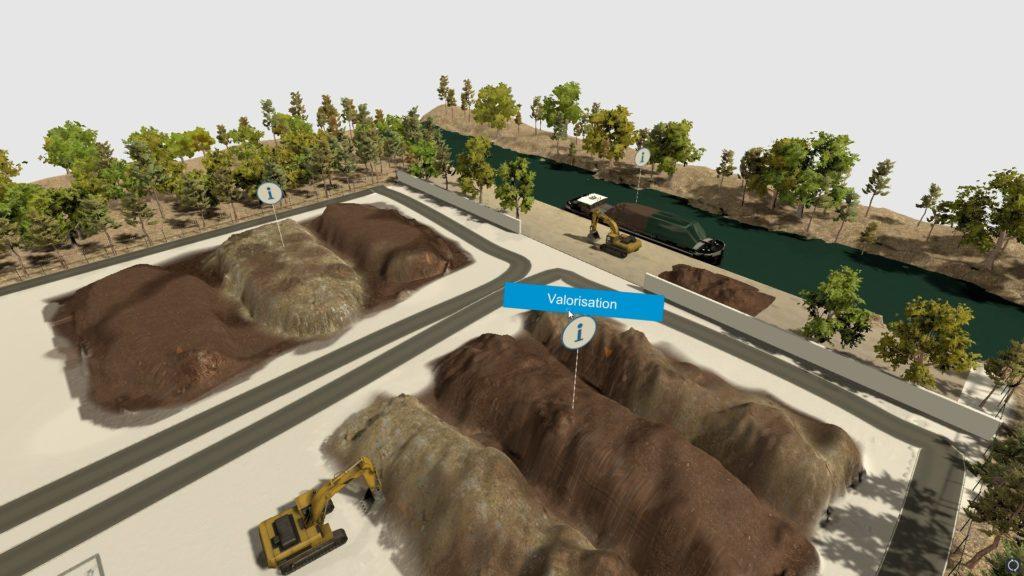 Ortec réalité virtuelle formation