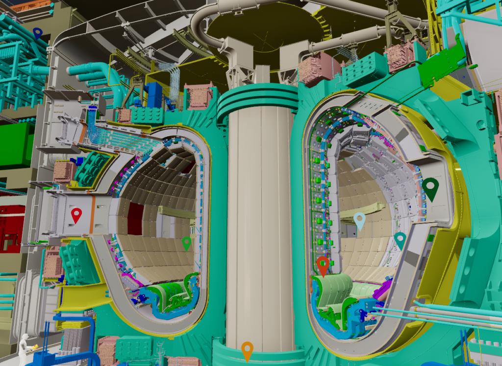 Octarina réalité virtuelle nucléaire