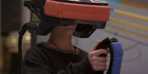 the VR in the 90's