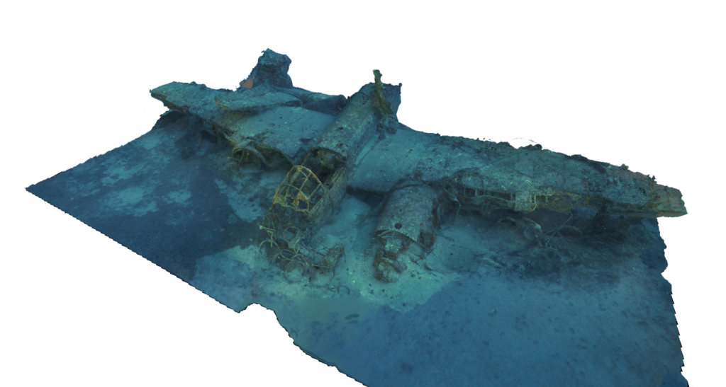 Point cloud Octarina