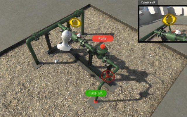 Formation réalité virtuelle Oculus Quest